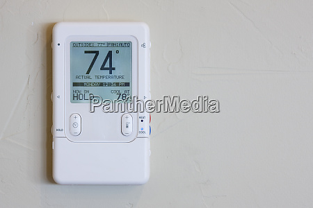 home thermostat and climate controller