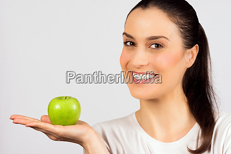 green apple for health
