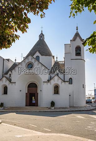 church in the parish of sant