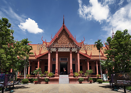 national museum landmark building exterior in