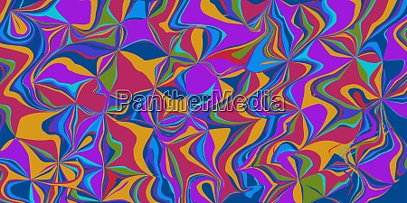color stains red blue abstract background