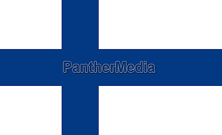 high res finnish flag of finland