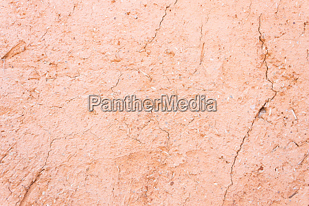 natural soil or clay background