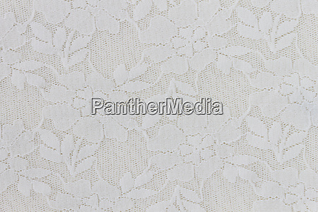 white flower lace pattern background close