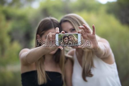 lets take a selfie together