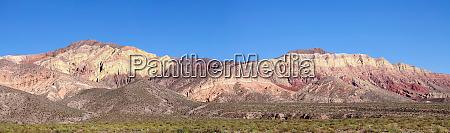 painters palette rocks near tilcara in