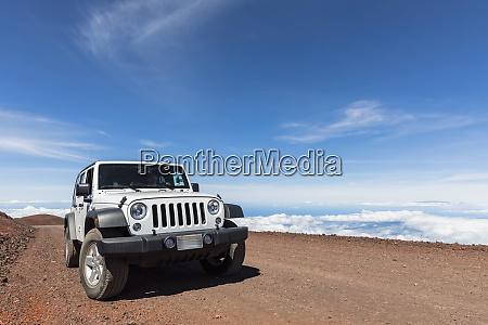 usa hawaii off road vehicle at