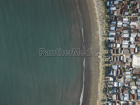 indonesia sumbawa island maluk aerial view