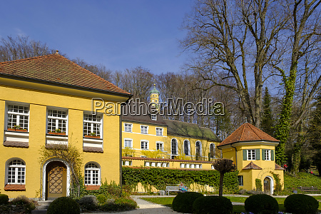 germany bavaria swabia krumbach health spa