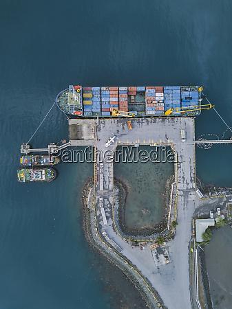 indonesia, , sumbawa, , maluk, , aerial, view, of - 27033422
