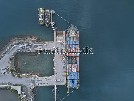 indonesia, , sumbawa, , maluk, , aerial, view, of - 27033423