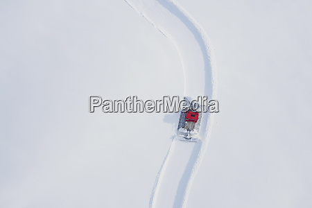 austria tyrol galtuer view to ski
