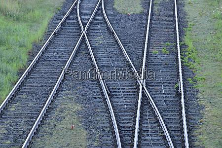 germany railway tracks