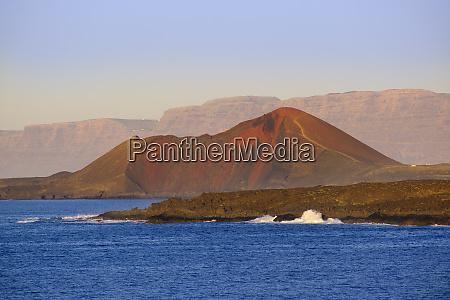 spain canary islands lanzarote tinajo coast