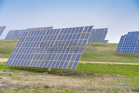 spain andalusia solar energy cells