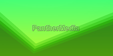 green corporate presentation background