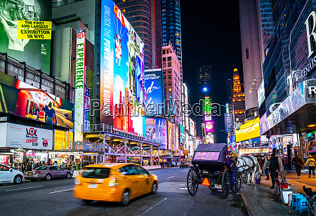 the bright lights of new york