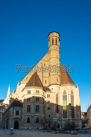 minoritenkirche minorities church dating from circa