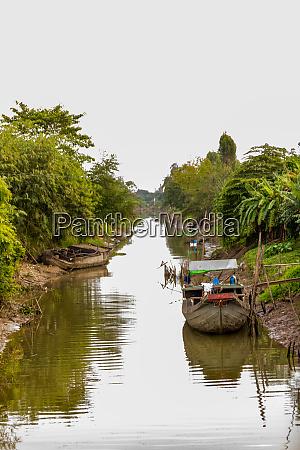 village life on the mekong delta