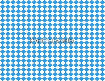 bavarian rhombus texture background blue and