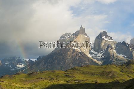 torres del paine national park patagonia