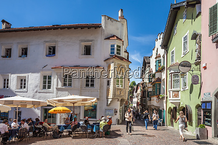 in the old town of klausen