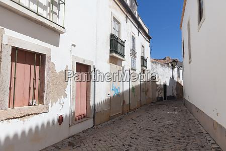 streets in faro