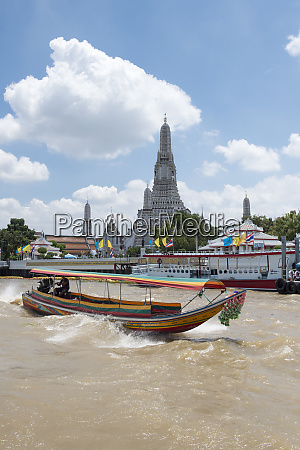 wat arun temple of dawn ruea