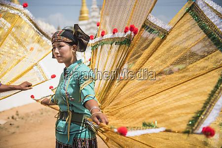 pindaya cave festival pindaya shan state