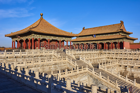 hall of preserving harmony in the