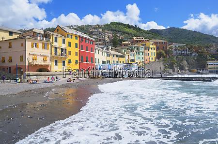 the picturesque village of bogliasco bogliasco