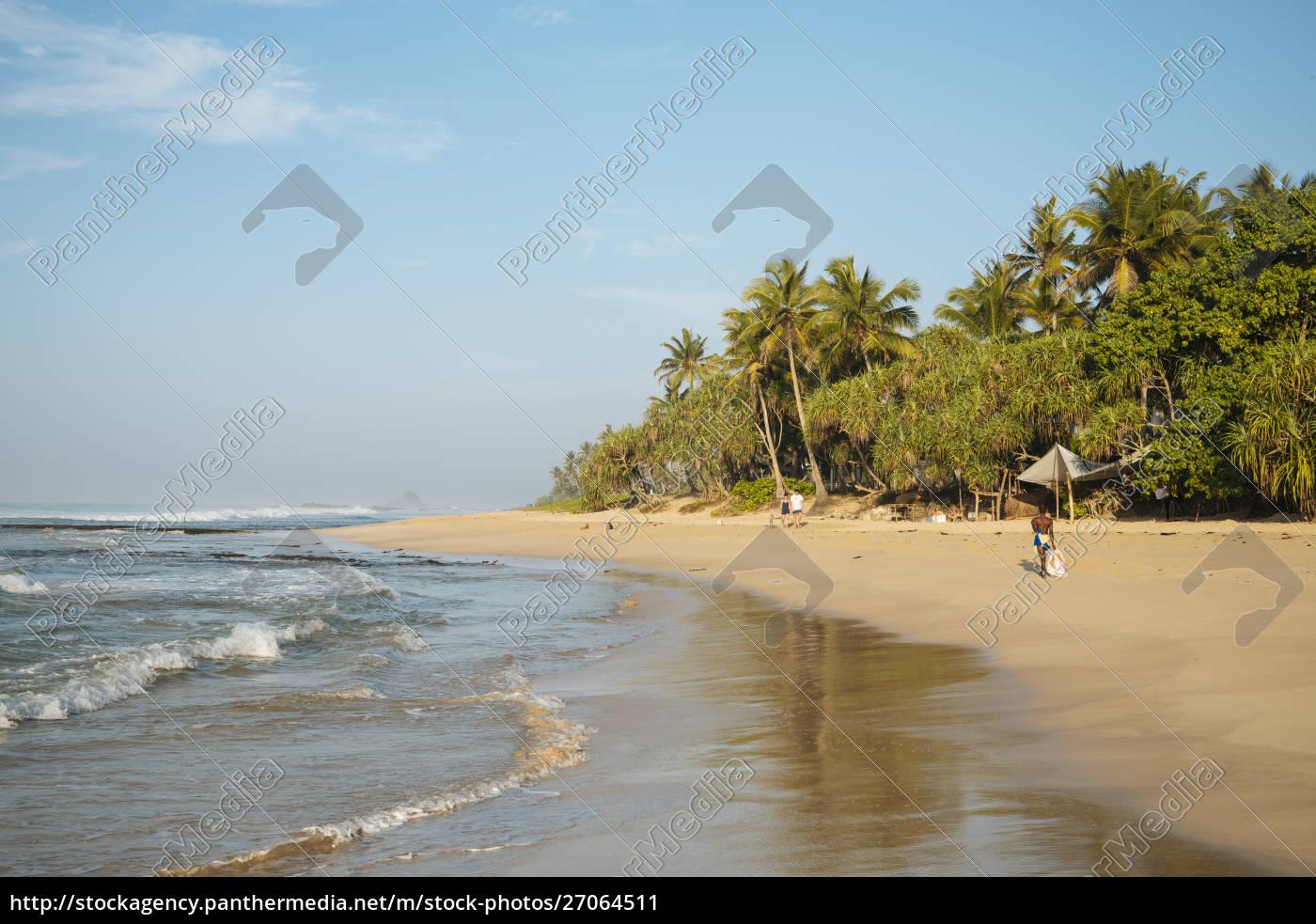 weligama, , south, coast, , sri, lanka, , asia - 27064511
