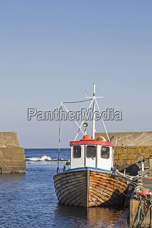 trawler in southern norway