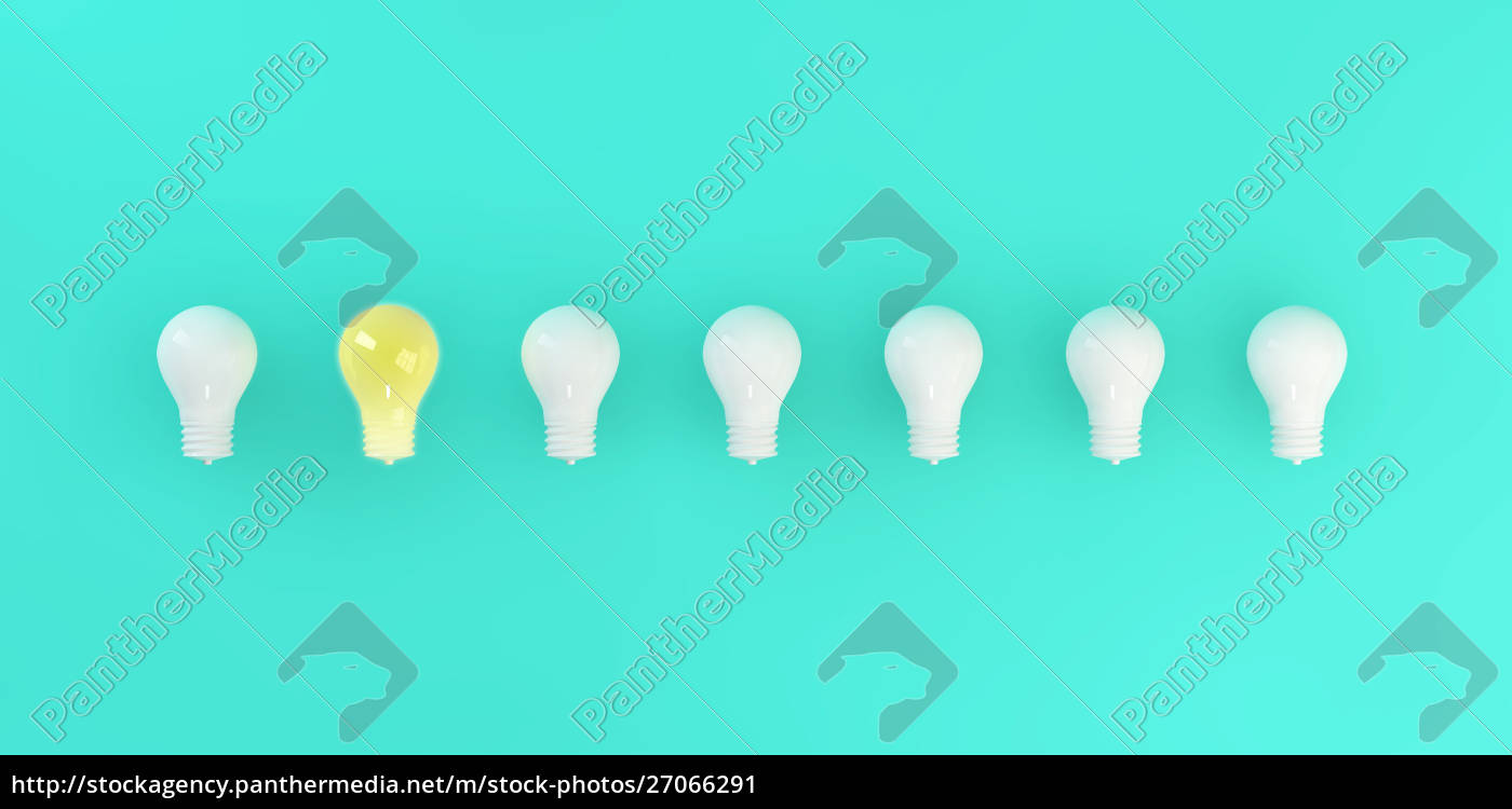 special, unique, light, bulb - 27066291