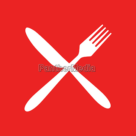 cutlery and background