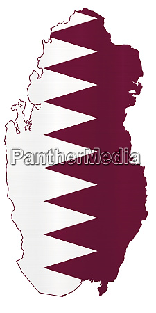 qatar country flag geography soccer