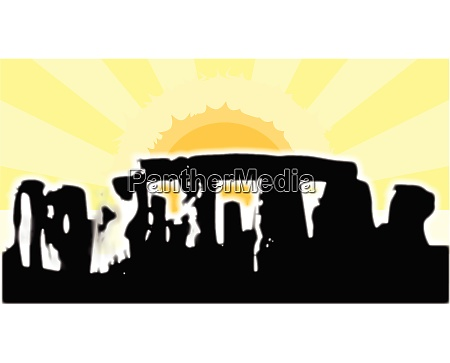 stonehenge solstice glare