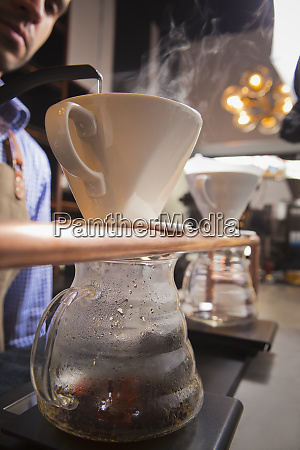 barista by filter coffee