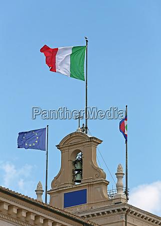 italy eu flag