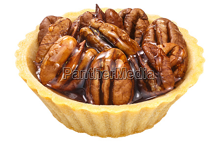 pecan maple syrup tart dessert paths