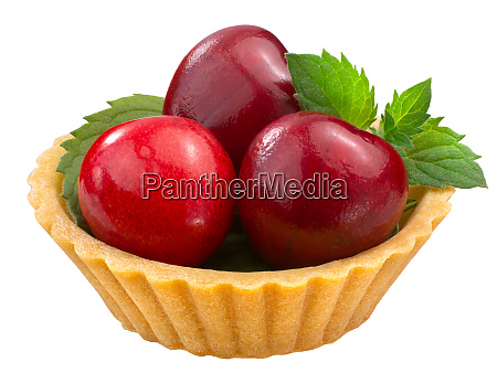 cherry mint tart paths