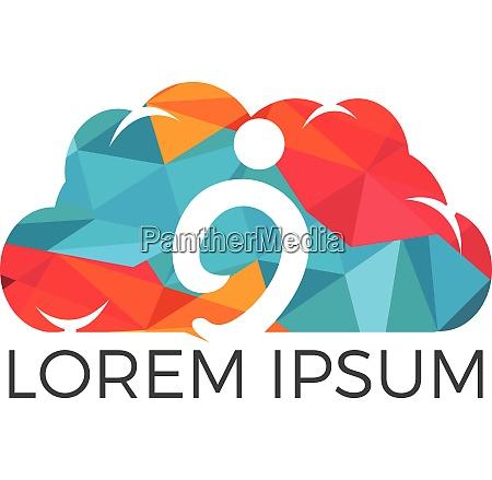 cloud dreams logo design