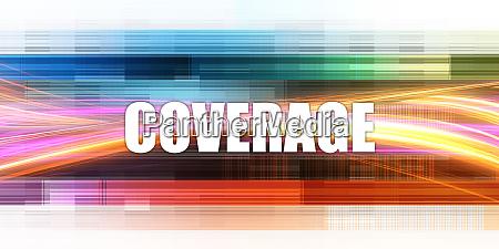 coverage corporate concept