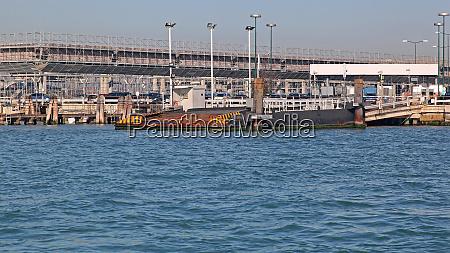 ferry ramp venice