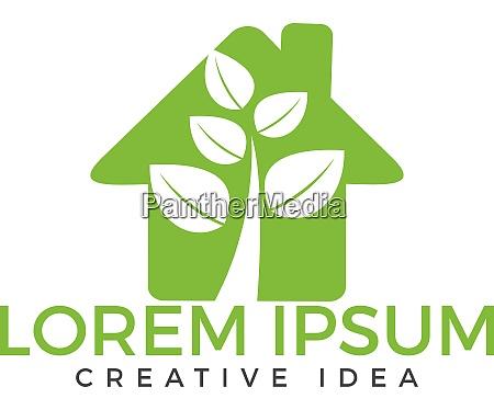 tree house logo design