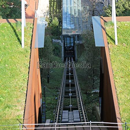 funicular rails