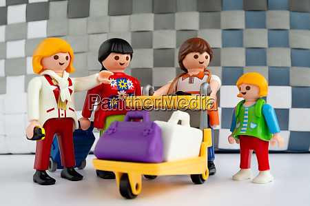 familiy on a journey