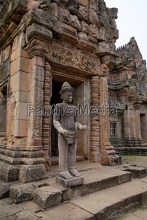 thailand buri ram province khmer temple