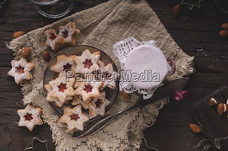 homemade christmas cookies vintage style