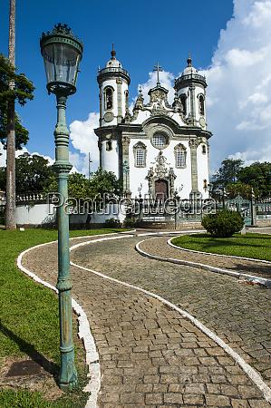 church sao francisco de assis in